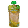 Happy Family Organics, Organic Baby Food, Stage 2, Clearly Crafted, 6+, Bananas, Pineapple, Avocado & Granola, 4 oz (113 g)