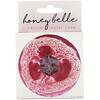 Honey Belle, натуральное мыло с люфой, роза, 140г (5унций)