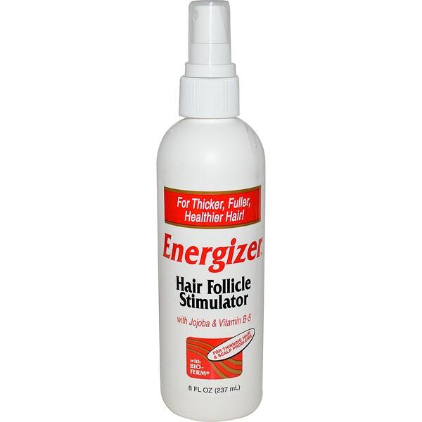 Energizer, стимулятор роста волос, 237 мл