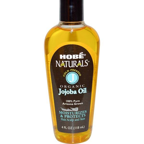 Naturals, органическое масло жожоба, 118 мл (4 жидких унции)