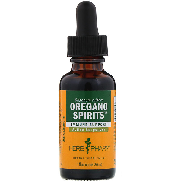 Oregano Spirits, 1 fl oz (30 ml)