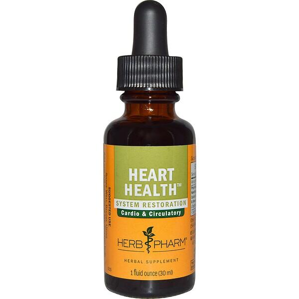 Herb Pharm, Здоровье сердца, 30 мл (1 fl oz)