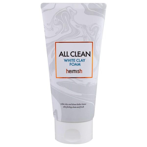 All Clean, пенка с белой глиной, 150 г