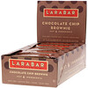 Larabar, The Original Fruit & Nut Food Bar, Chocolate Chip Brownie, 16 Bars, 1.6 oz (45 g) Each