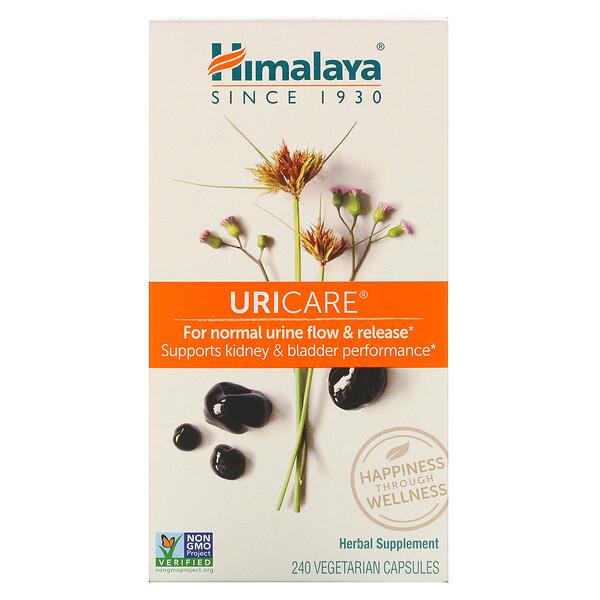 UriCare, 240 растительных капсул