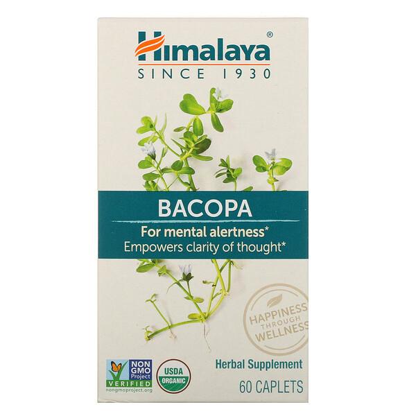 Бакопа, 60 капсуловидных таблеток