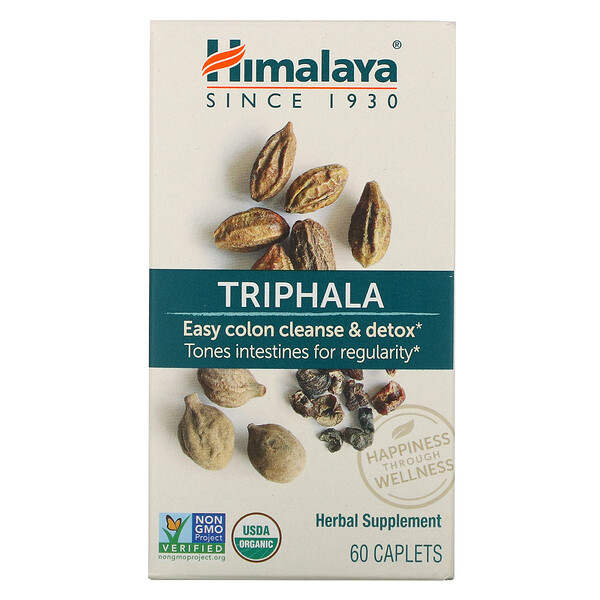 Трифала, 60 капсул