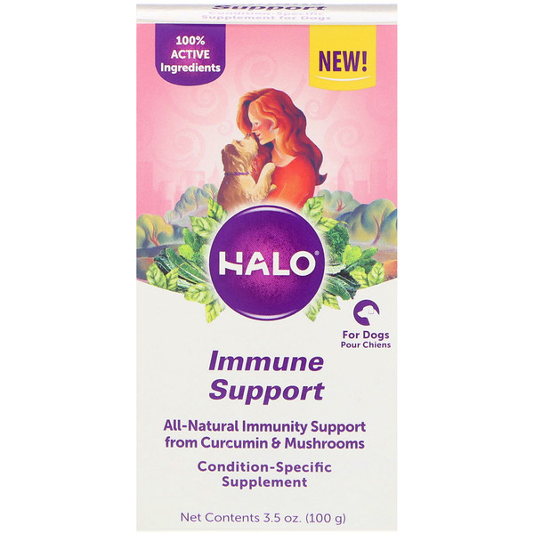 Immune Support, For Dogs, 3.5 oz (100 g)