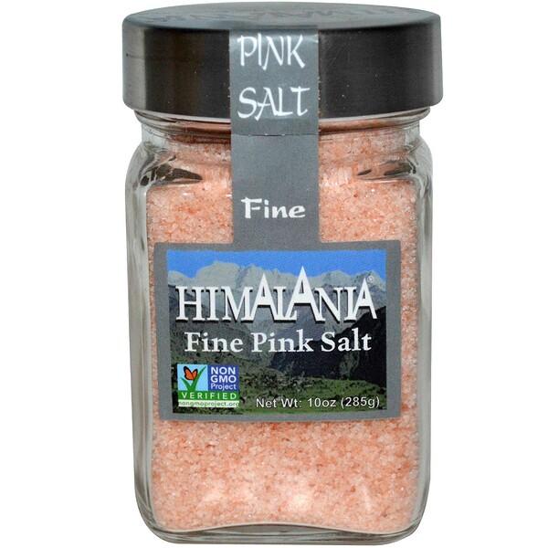 Розовая соль грубого помола, 10 унций (285 г)