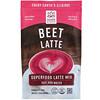 Hana Beverages, Свекольное латте, напиток Superfood без кофе, 16унций (454г)