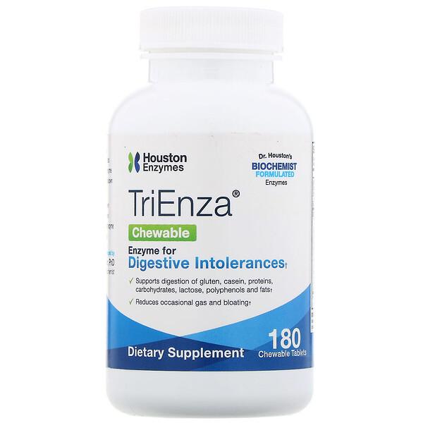 Жевательные таблетки TriEnza, 180 жевательных таблеток
