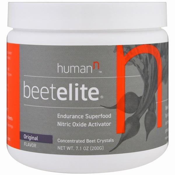 HumanN, Beetelite, оригинальный вкус, 7,1 унций (200 г) (Discontinued Item)