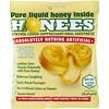 Honees, леденцы от кашля, с медом и лимоном, 20 леденцов