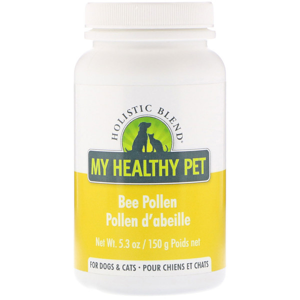 My Healthy Pet, Bee Pollen, For Dogs & Cats, 5.3 oz (150 g)