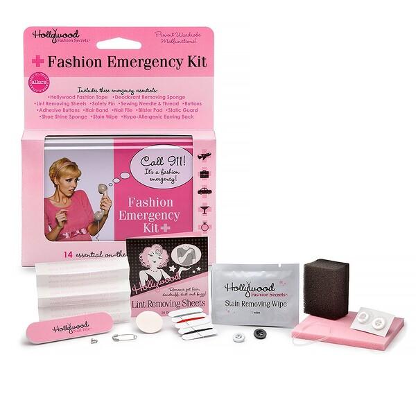 Fashion Emergency Kit, 14 Pieces
