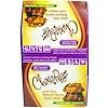 HealthSmart Foods, Комочки из молочного шоколада и орехов пекан ЧокоРайт, 16 шт., по 1,13 унции (32 г) каждый
