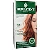 Herbatint, Перманентная краска-гель для волос, 7R, медный блондин, 4,56 жидкой унции (135 мл)
