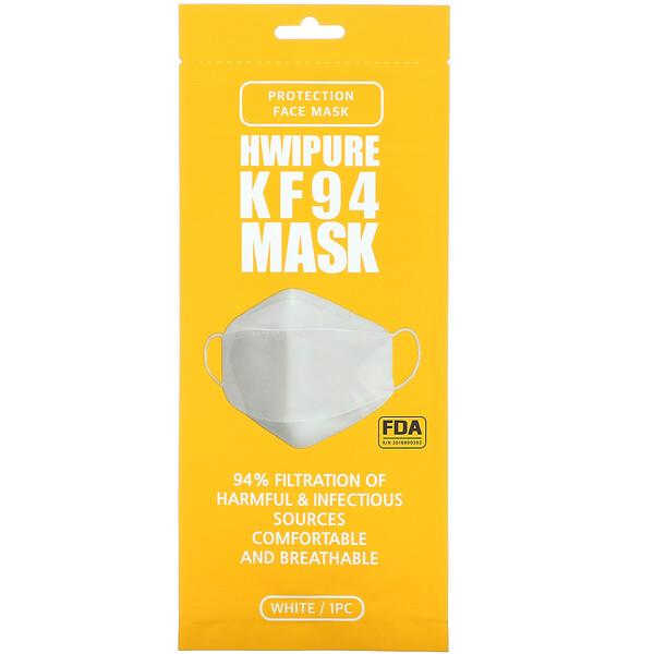 Hwipure, KF94 Protection Mask, 1 Mask