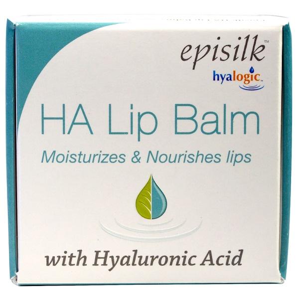 Episilk, бальзам для губ HA Lip Balm с гиалуроновой кислотой, 14 г (0,5 жидких унций)