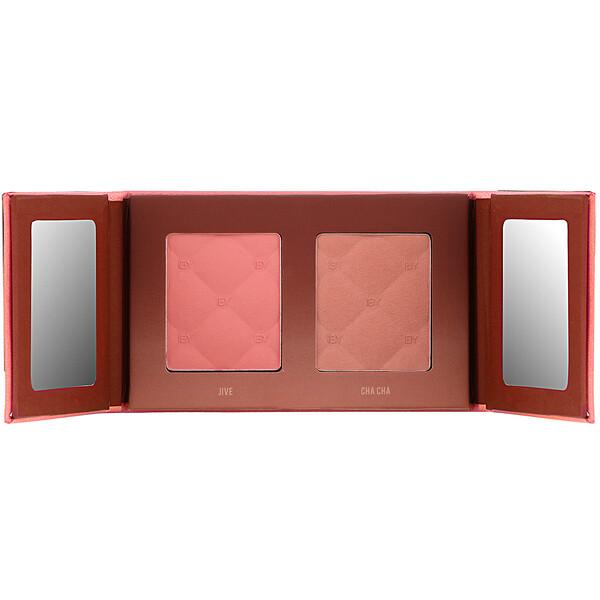 Cheek to Cheek Blush Palette, Peachy,  0.30 oz (8.4 g)