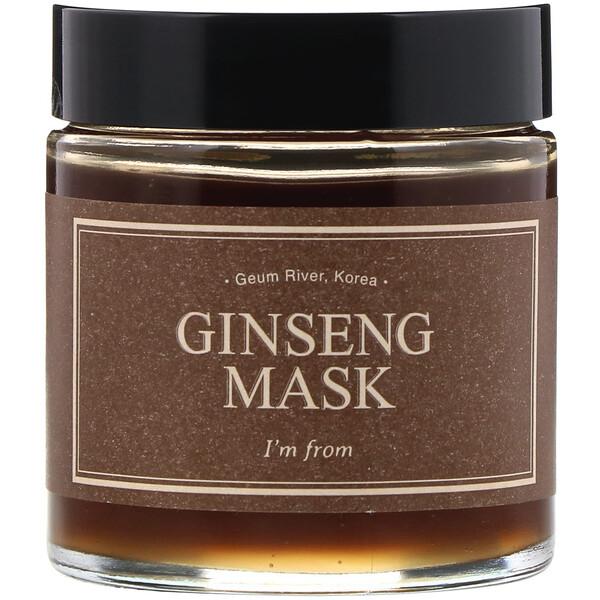 Ginseng Mask, 120 g