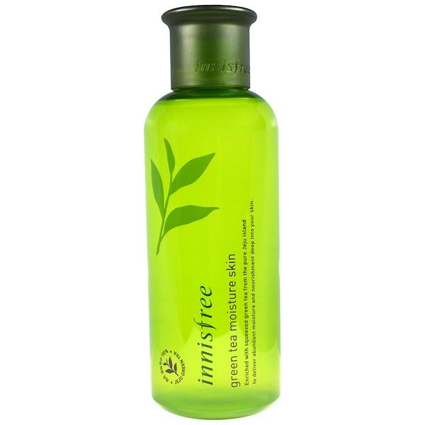 Innisfree, Средство увлажнения кожи с зеленым чаем, 6,7 унции (200 мл) (Discontinued Item)