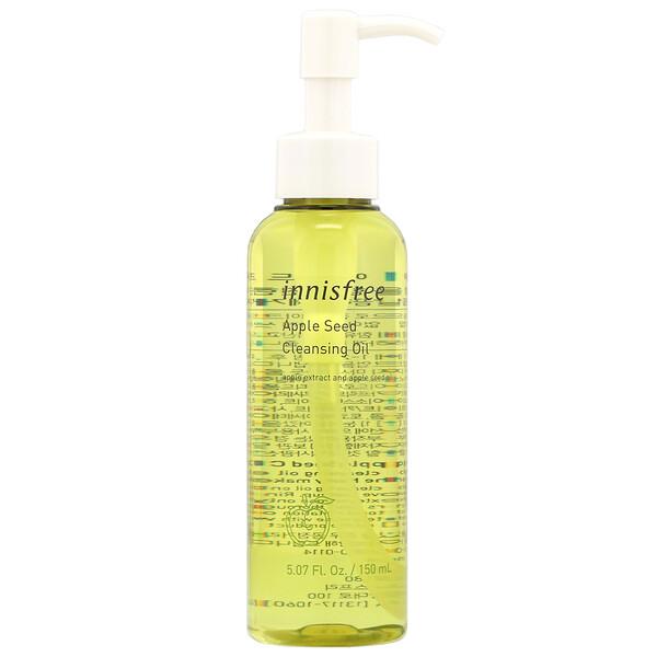 Innisfree, Apple Seed Cleansing Oil, 5.07 fl oz (150 ml)