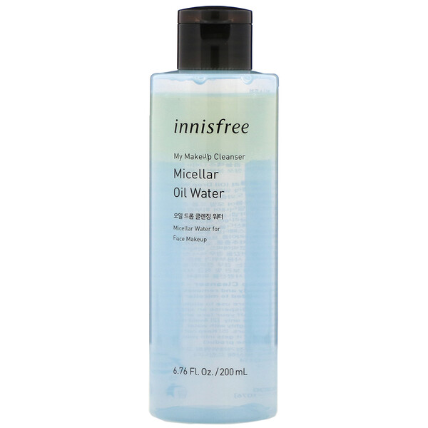 Innisfree, My Makeup Cleanser, Micellar Oil Water, 6.76 fl oz (200 ml)