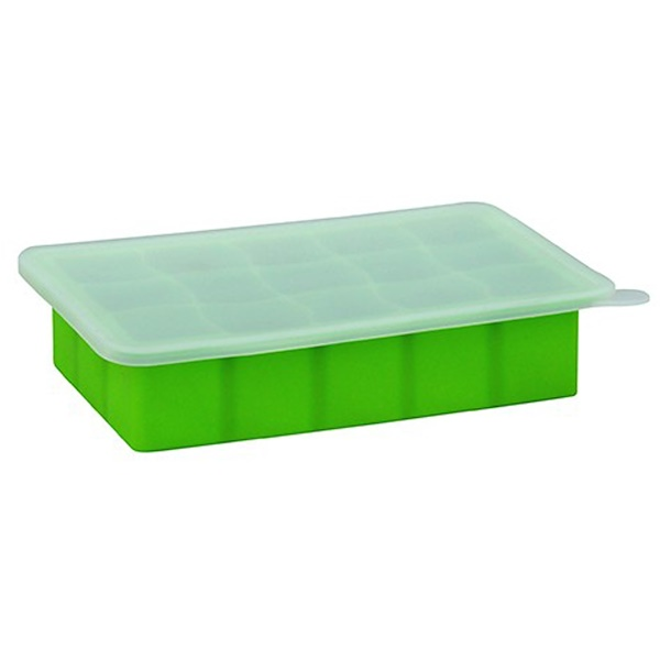 i play Inc., Fresh Baby Food Freezer Tray, 1 Tray, 15 Portions - 1 oz (28 ml) Cubes Each (Discontinued Item)