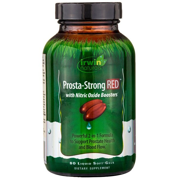 Prosta-Strong RED, 80 мягких капсул с жидкостью