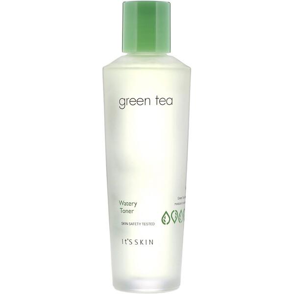 It's Skin, Green Tea, Watery Toner, 150 ml