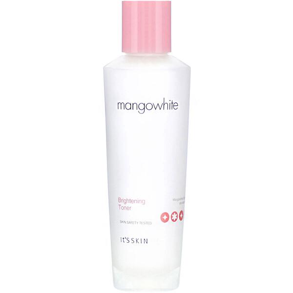 It's Skin, Mangowhite, Brightening Toner, 150 ml