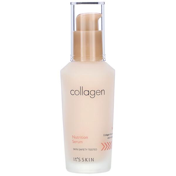 Collagen, Nutrition Serum, 40 ml