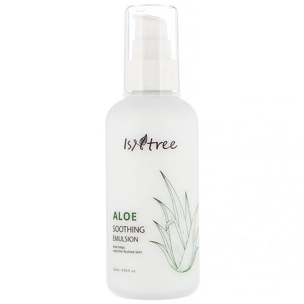 Isntree, Aloe Soothing Emulsion, эмульсия, 120мл (4,06жидк.унции) (Discontinued Item)