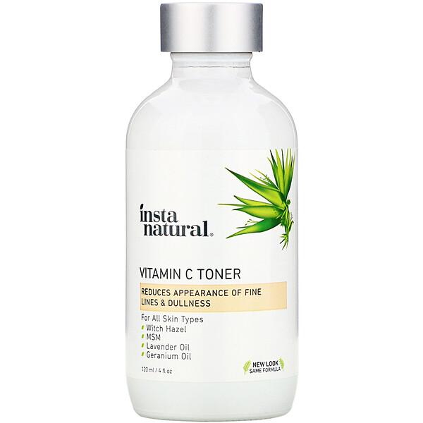 Тоник с витамином С, 120мл (4жидких унции)