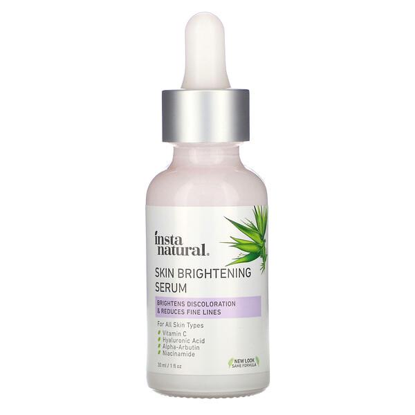 Skin Brightening Serum, Youth Restoring, 1 fl oz (30 ml)