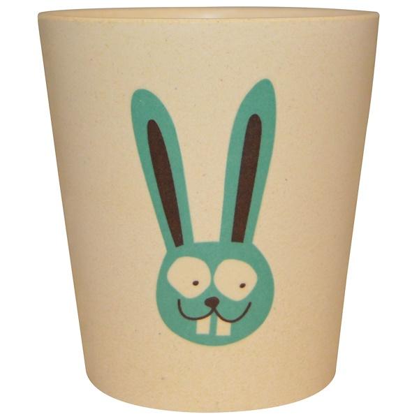 Jack n' Jill, Чашка для хранения и полоскания, Заяц, 1 чашка (Discontinued Item)