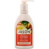 Jason Natural, Гель для душа, бодрящий цитрус, 887 мл (30 жидких унций)