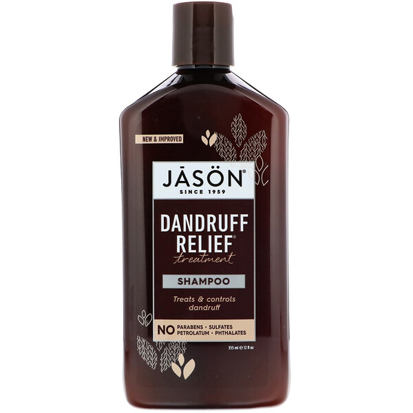 Лечебно-профилактический шампунь Dandruff Relief, 355 мл