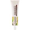 Jason Natural, Powersmile, отбеливающая зубная паста от зубного налета, со вкусом ванили и мяты, 170г (6унций)