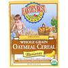 Earth's Best, Органические мультизерновые хлебные злаки с бананами, 8 унций (227 г)