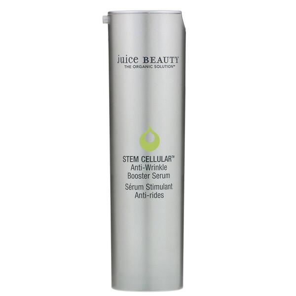 Stem Cellular, Anti-Wrinkle, Booster Serum, 1 fl oz (30 ml)