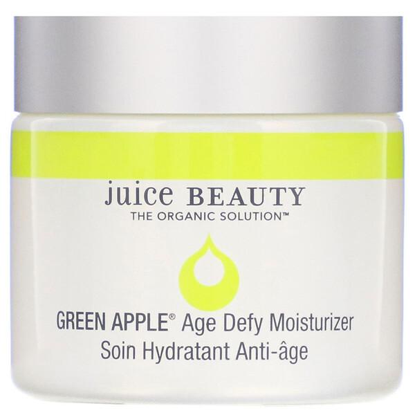 Juice Beauty, Green Apple, Age Defy Moisturizer, 2 fl oz (60 ml) (Discontinued Item)