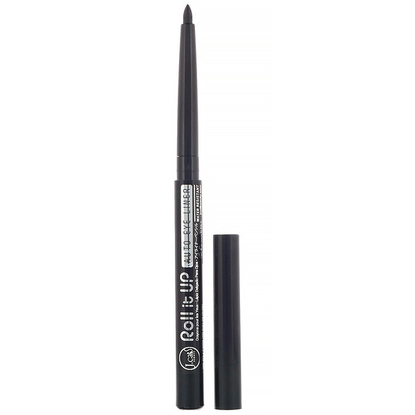 Roll It Up, Auto Eye Liner, RAE102 Bulk Black, 0.01 oz (0.3 g)