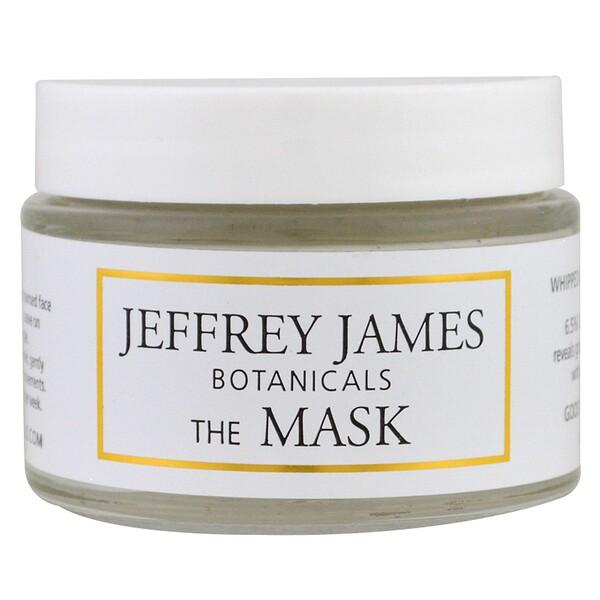 """The Mask, грязевая маска """"малинове пюре"""", 2 унции (59 мл)"""