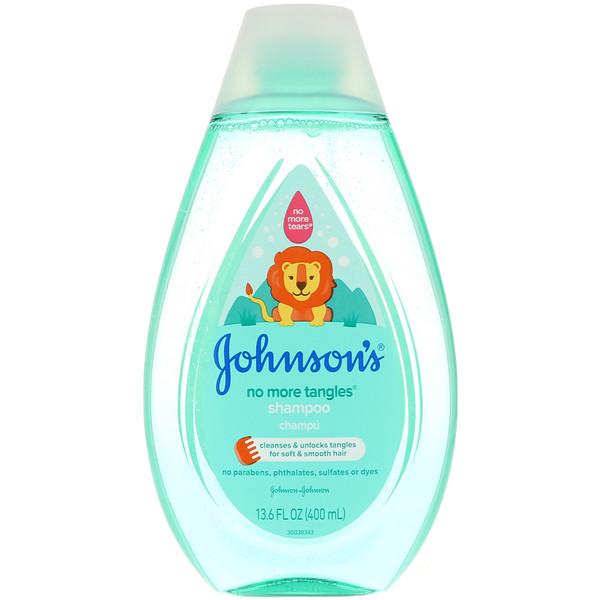 No More Tangles, Shampoo, 13.6 fl oz (400 ml)