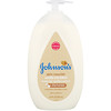 Johnson & Johnson, Питание кожи, лосьон с ванилью и овсом, 500 мл