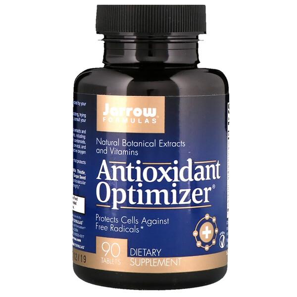Оптимизатор антиоксидантов, 90 вегетарианских таблеток