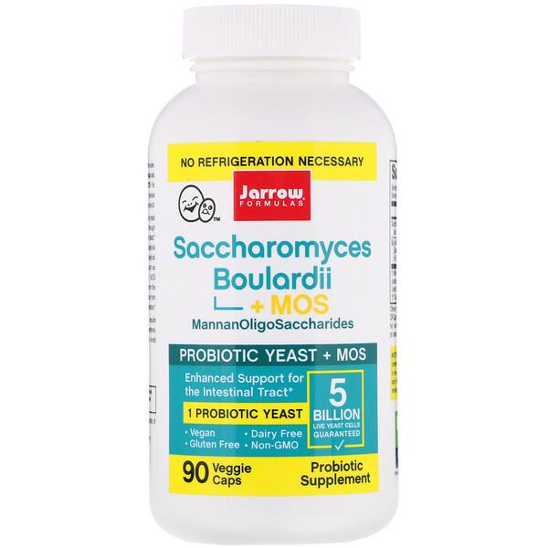 Saccharomyces Boulardii + МОС (маннанолигосахариды), 5 млрд, 90вегетарианских капсул
