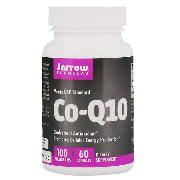 Co-Q10, 100 мг, 60 капсул